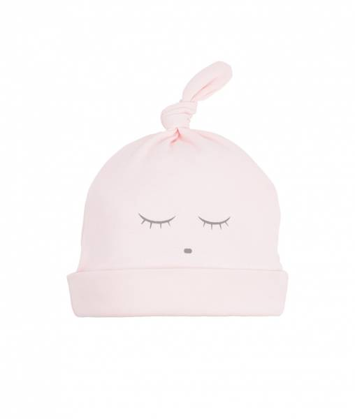 LIVLY Sleeping Cutie Toss Hat - Pink